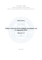 prikaz prve stranice dokumenta Análisis contrastivo de las unidades fraseológicas con el componente DIOS