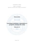 prikaz prve stranice dokumenta Upravljanje emocijama u ugostiteljstvu iz perspektive dramaturške teorije