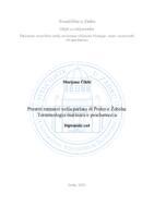 prikaz prve stranice dokumenta Prestiti romanzi nella parlata di Preko e Ždrelac.Terminologia marinara e peschereccia.