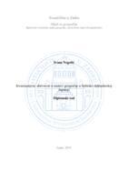 prikaz prve stranice dokumenta Izvannastavne aktivnosti u nastavi geografije u Splitsko-dalmatinskoj županiji