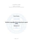 prikaz prve stranice dokumenta Kritička etnografija obrazovnog iskustva queer osoba