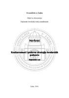 prikaz prve stranice dokumenta Konkurentnost i poslovne strategije brodarskih poduzeća