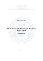 prikaz prve stranice dokumenta The Evolution of the Female Lyric 'I' in Sylvia Plath's Poetry