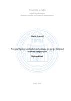 prikaz prve stranice dokumenta Provjera hipoteze kontinuiteta mehanizama obrane pri budnom i lucidnom stanju svijesti