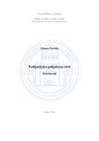 prikaz prve stranice dokumenta Pedijatrijska palijativna skrb