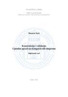 prikaz prve stranice dokumenta Konstrukcija i validacija Upitnika opsesivno-kompulzivnih simptoma