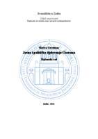 prikaz prve stranice dokumenta Javno i političko djelovanje Cicerona
